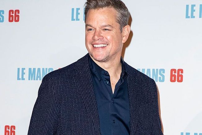 Matt Damon: Trump n'autorisait à tourner dans ses établissements qu'en échange d'un petit rôle dans le film concerné.