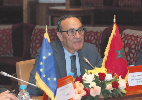 Election des nouveaux membres de la Commission parlementaire mixte Maroc-UE