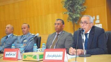 Mustapha El Ktiri souligne l'intérêt accordé aux conditions de vie des résistants