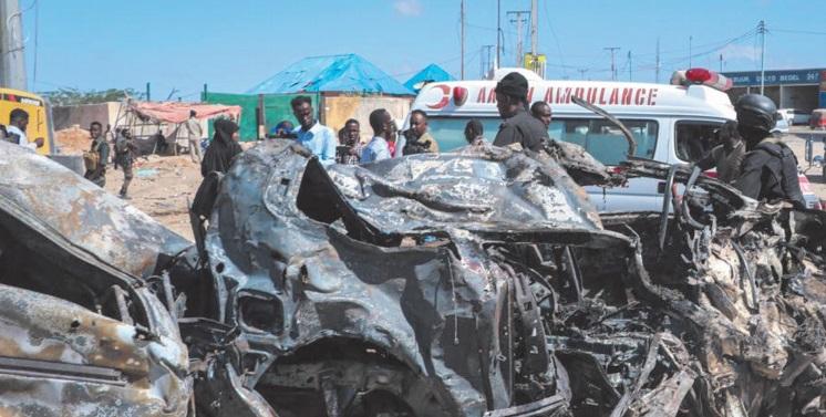 Au moins 79 morts dans un attentat à Mogadiscio