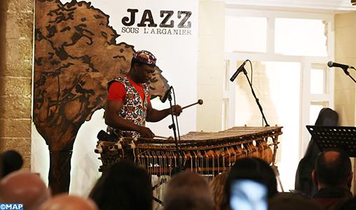 Festival Jazz sous l'Arganier: Quand les sonorités Jazz se mêlent aux rythmes marocains