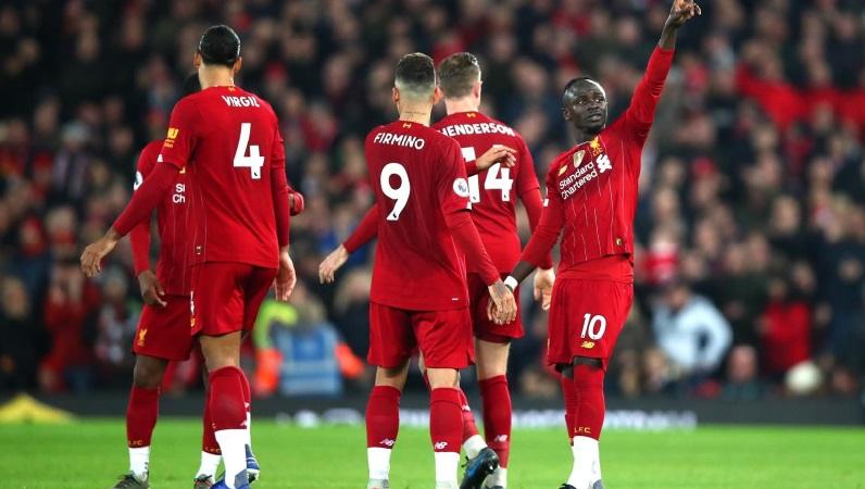 Premier League : Liverpool finit l'année en beauté