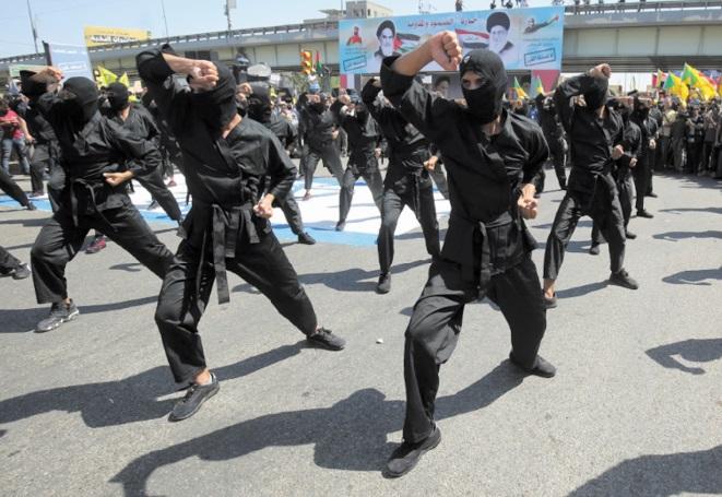 Des raids meurtriers américains contre une faction pro-Iran suscitent l'indignation en Irak
