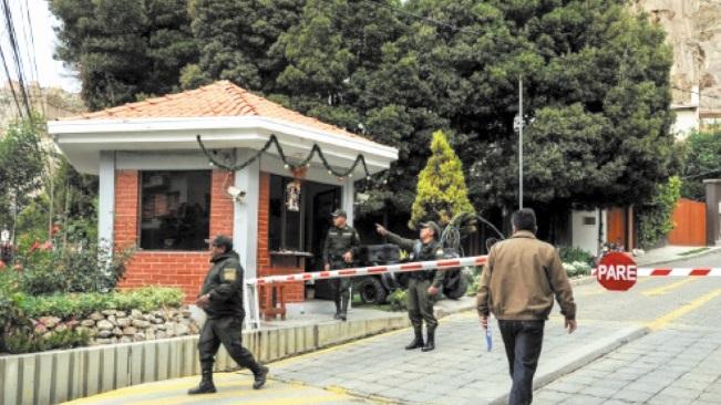 Grave incident diplomatique entre l'Espagne et la Bolivie