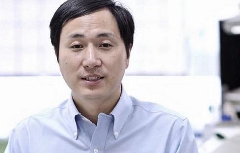 """Condamnation du """"père"""" des bébés OGM chinois à la prison"""