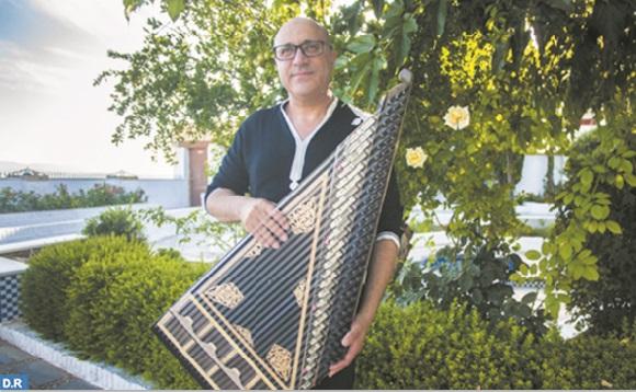 Spécial fin d'année : Aziz Samsaoui, ambassadeur de la musique arabo-andalouse en Espagne