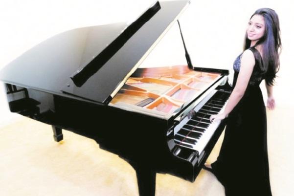 Spécial fin d'année : Nour Ayadi sélectionnée à l'Académie de musique française