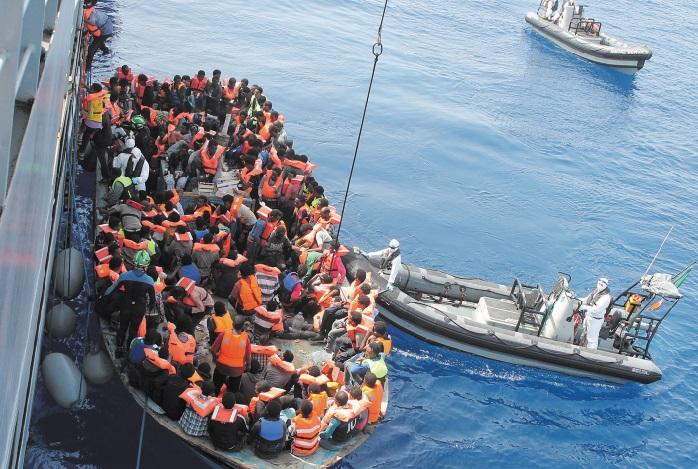 Spécial fin d'année : Le nombre des migrants en hausse