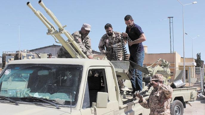 Spécial fin d'année : Libye l'interminable guerre civile