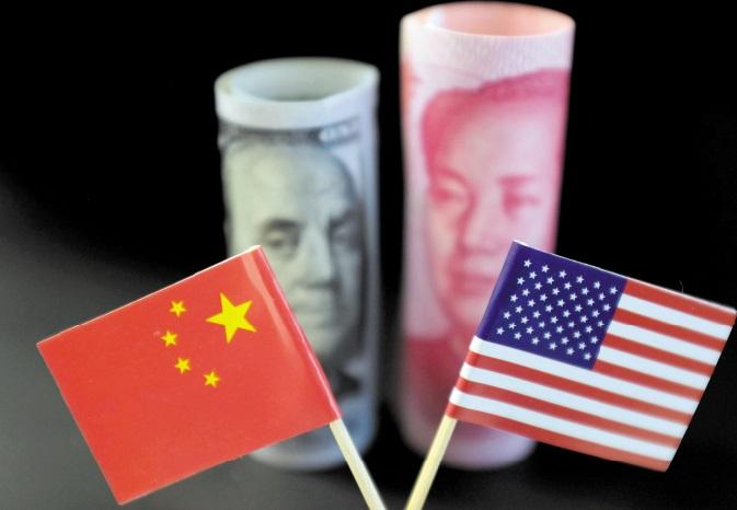 Spécial fin d'année : USA-Chine  Début d'entente