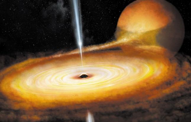 Spécial fin d'année : La première image d'un trou noir