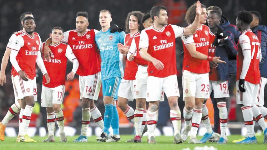 Premier League : Enfin, une victoire pour Arsenal