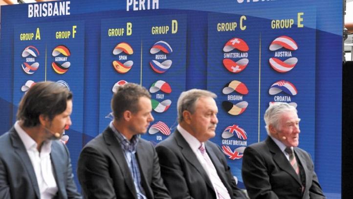 L'ATP Cup lance la saison masculine en Australie
