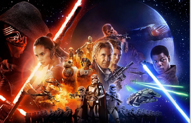 """Star Wars"" reste en tête du box-office"