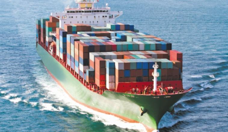 Le soufre des carburants utilisés dans le transport maritime considérablement réduit