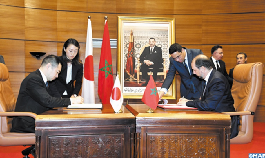Rabat et Tokyo boostent leurs relations bilatérales
