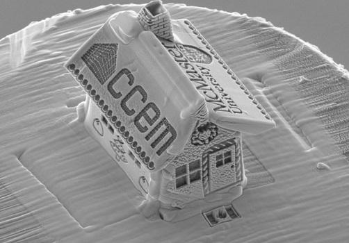 Insolite : «la plus petite maison» du monde