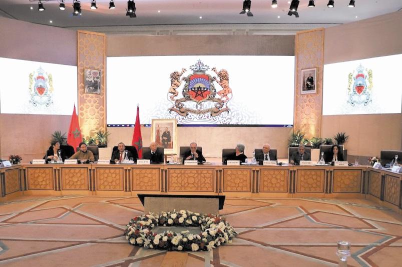 Le mémorandum présenté par l'USFP à la Commission spéciale sur le modèle de développement