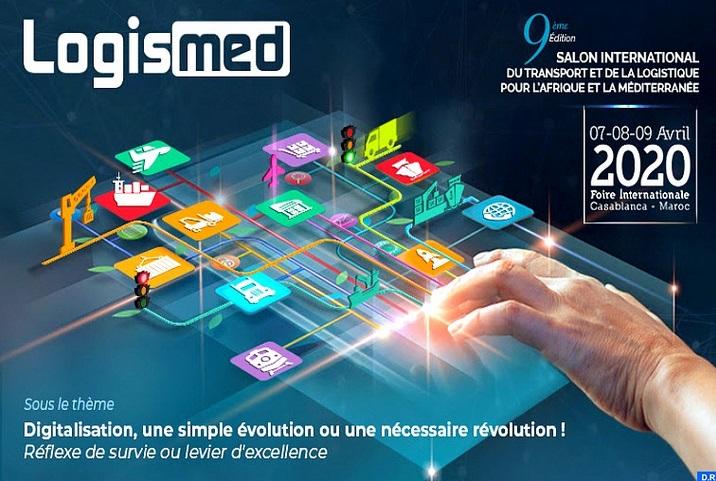 Casablanca accueillera la 9ème édition de Logismed en avril prochain