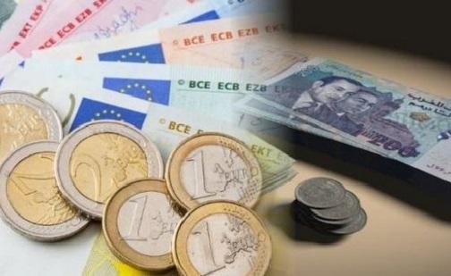 Le dirham s'apprécie de 0,41% face à l'euro