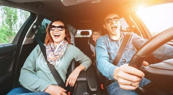 Chanter en voiture permet de rester en bonne santé