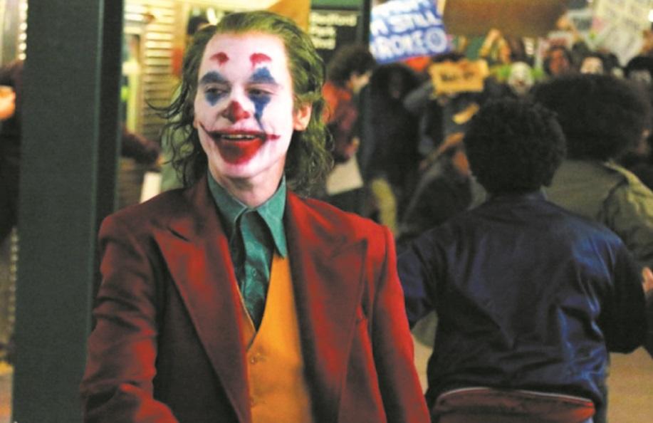 """""""Joker"""" en tête d'une course aux Oscars très blanche et masculine"""