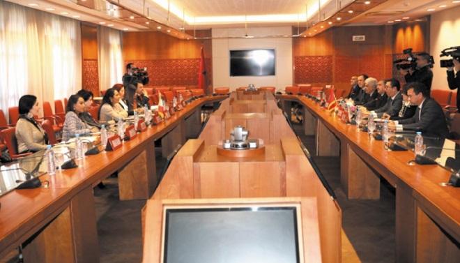 Entretiens maroco-mexicains sur le renforcement des relations bilatérales