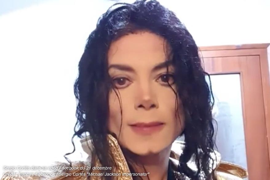 Insolite : Sosie de Michael Jackson