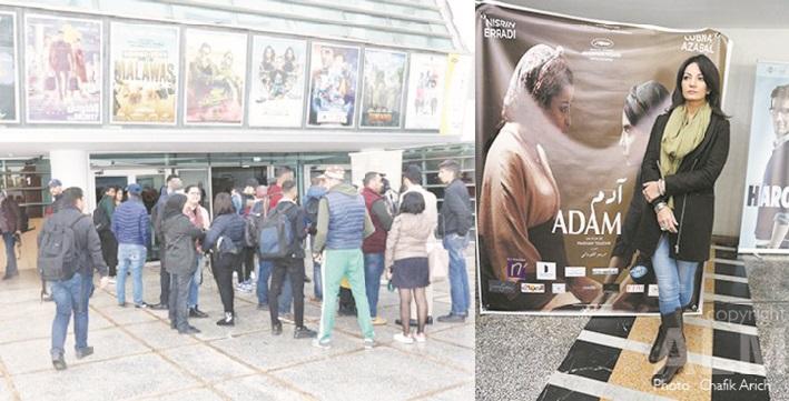"""Projection en avant-première du film """"Adam"""""""
