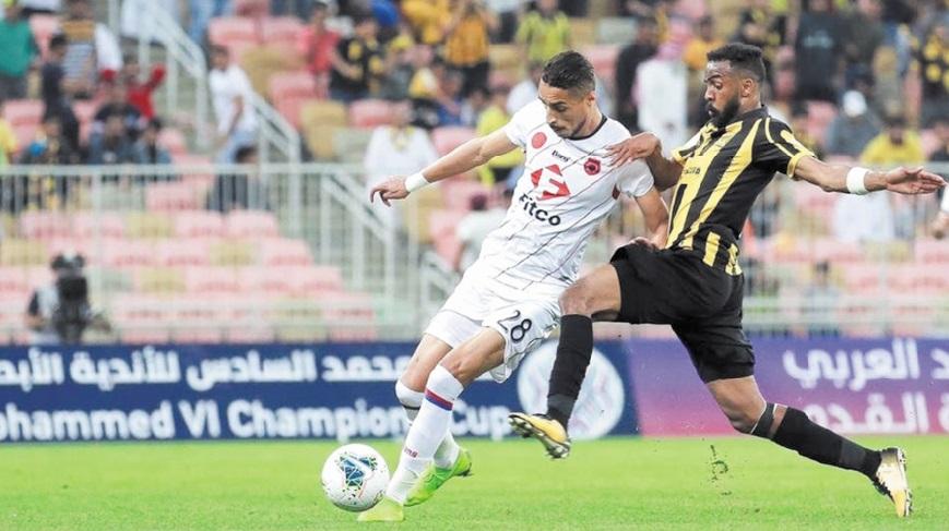 L'OCS force un précieux nul à Jeddah