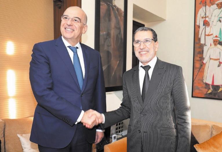 La Grèce qualifie le Plan d'autonomie d'approche sérieuse et crédible pour parvenir à une solution au Sahara