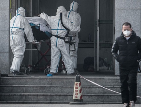 Les Chinois refusent de céder à la panique du mystérieux virus