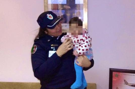 Arrestation à Meknès d'une vagabonde pour enlèvement présumé d'un nourrisson