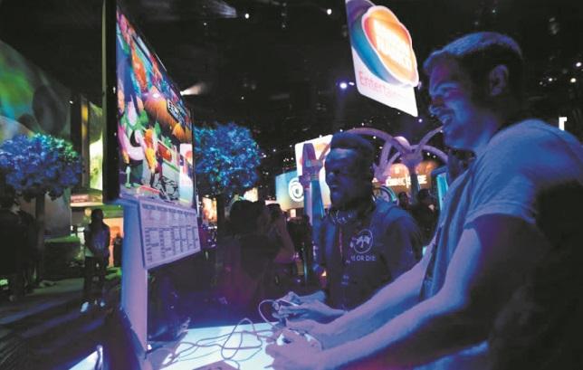 Les Américains ont moins dépensé en jeux vidéos en 2019