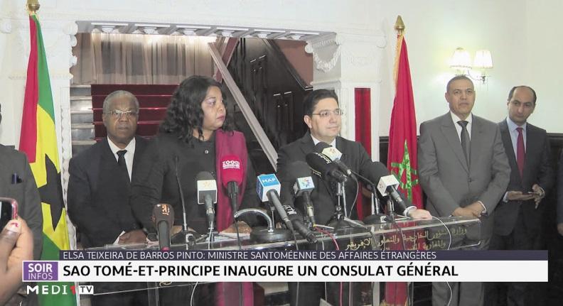 En marge de l'ouverture à Laâyoune des consulats généraux de la RCA et de Sao Tomé