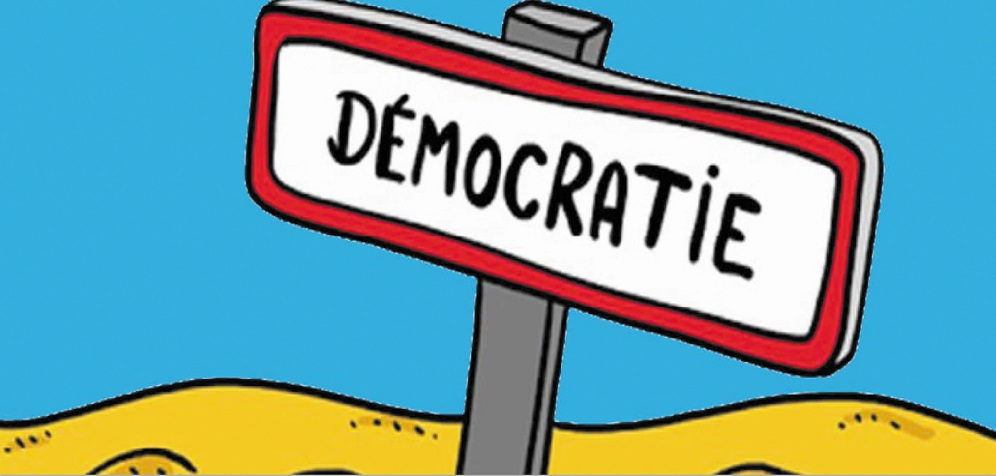 """Trop peu de pays sont en mesure de se targuer d'une """"démocratie complète"""""""