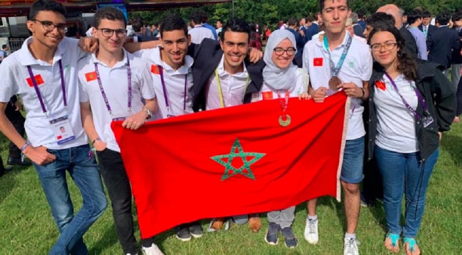 Partenariat entre l''éducation nationale et Math&Maroc