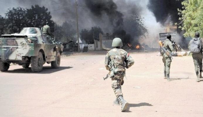 20 militaires maliens tués dans une attaque jihadiste contre leur camp