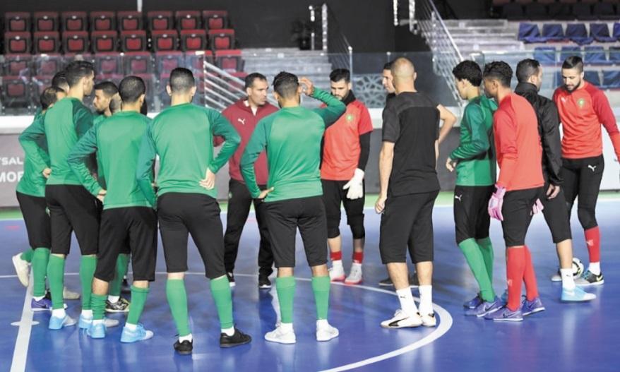 Coup d'envoi aujourd'hui de la 6ème édition de la CAN de futsal à Laâyoune
