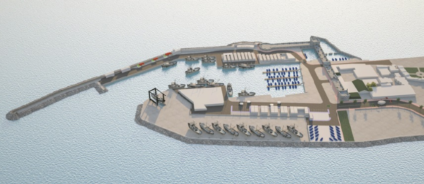 Le port d'Essaouira en pleine restructuration