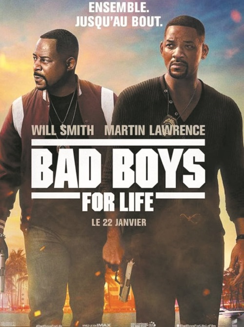 """Les """"Bad Boys"""" font toujours exploser le box-office nord-américain"""