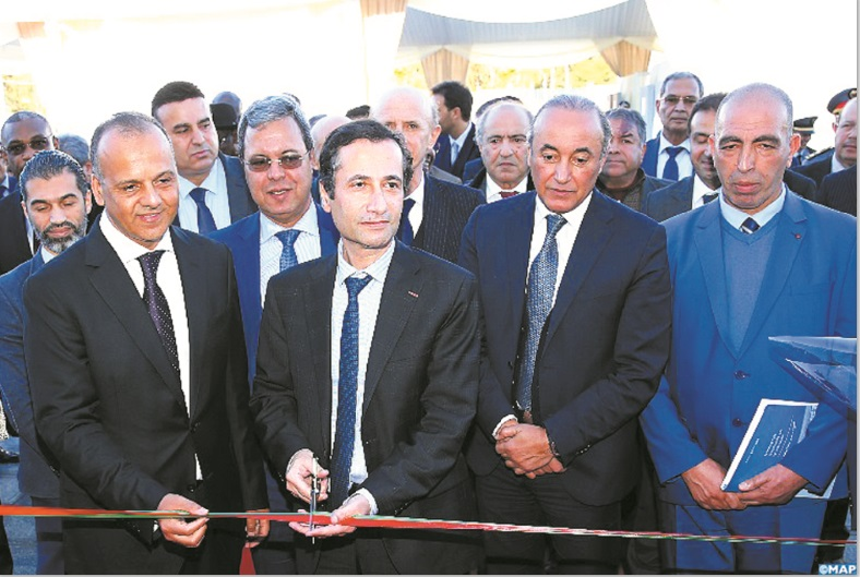 Inauguration du nouvel Institut de formation douanière à Benslimane