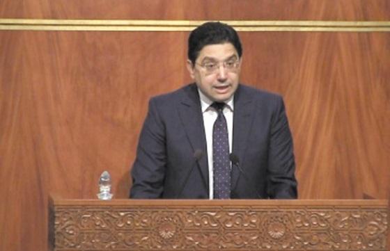 La Chambre des conseillers adopte les deux projets de loi visant à établir la compétence juridique du Royaume sur l'ensemble de son domaine maritime