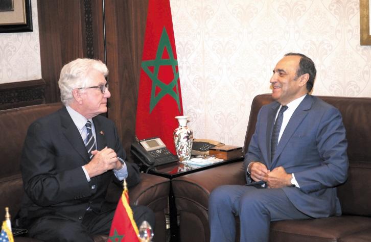 Les Etats-Unis déterminés à raffermir leurs relations avec le Maroc
