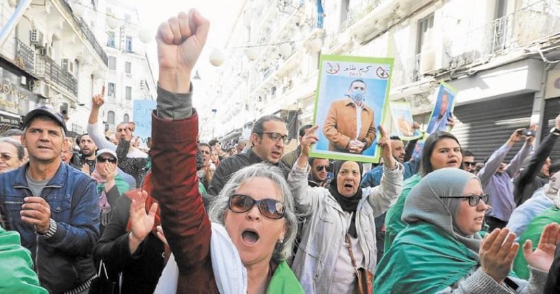 La grâce présidentielle exclut les détenus du Hirak en Algérie