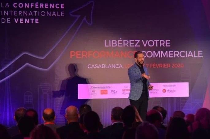 Les Canadiens H2H et CCSG et le Marocain Blue Chili lancent  la 2ème Conférence internationale de vente à Casablanca