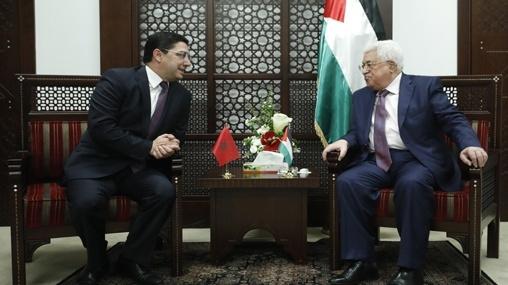 Le Maroc réitère son soutien aux droits du peuple palestinien