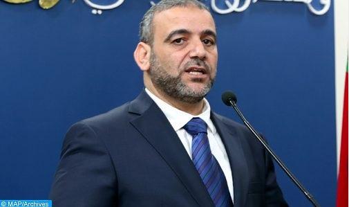 Khaled Meshri : L'accord de Skhirat constitue la base de toute solution à la crise libyenne