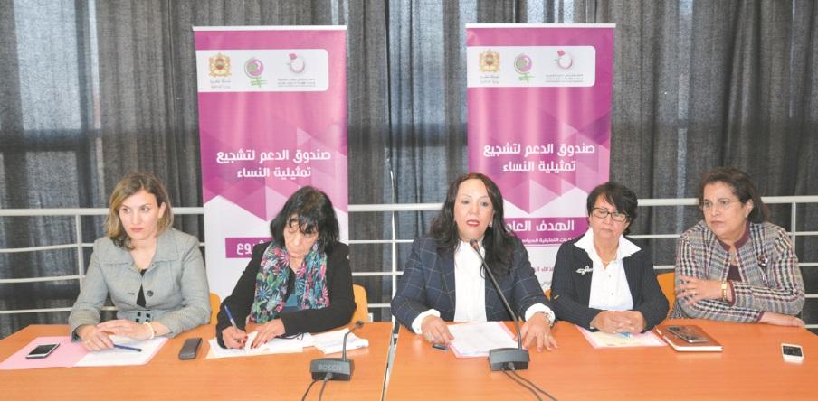 Le bilan éloquent de l'OSFI en faveur de l'intégration des femmes dans la vie politique nationale