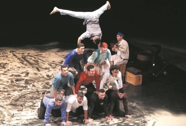 Al-Halka, le cirque aux saveurs marocaines, en tournée au Canada